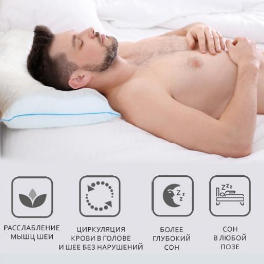 Ортопедическая подушка ОРТО.L