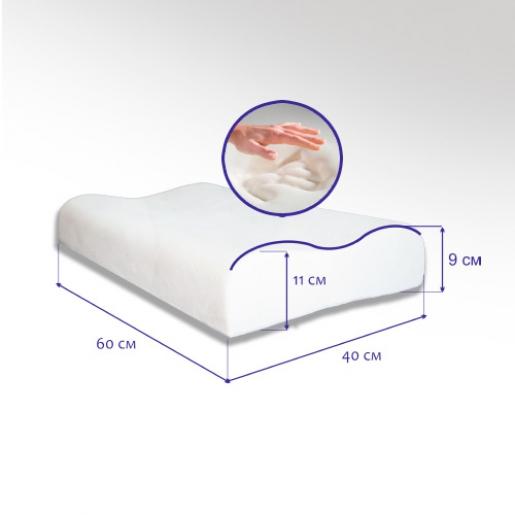 Ортопедическая подушка ОРТО.M